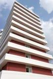 Rotes Gebäude Lizenzfreie Stockfotos