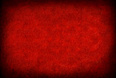 Rotes Grunge Papier lizenzfreie stockfotografie