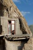 Rotes hölzernes Fenster - Candovan Stockfotografie