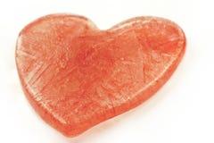Rotes Herz Lizenzfreies Stockbild