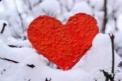 Rotes Herz Stockfoto