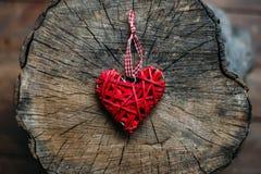Rotes Herz Stockbild