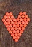 Rotes Herz Stockbilder