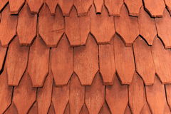 Rotes Holz Stockbilder