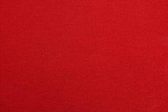 Rotes Jersey Stockfoto