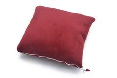 Rotes Kissen Stockbild