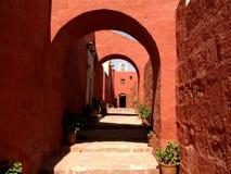 Rotes Kloster Lizenzfreie Stockfotografie