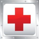 Rotes Kreuz Lizenzfreie Stockbilder
