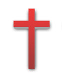 Rotes Kreuz Lizenzfreie Stockfotografie