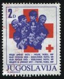 Rotes Kreuz Lizenzfreies Stockfoto