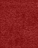 Rotes Leder Stockfoto