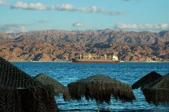 Rotes Meer die Zieleinheit für Taucher Lizenzfreie Stockfotos