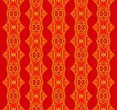 Rotes Muster vektor abbildung