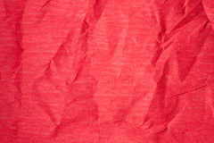 Rotes Papier-textura Stockbild