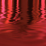 Rotes Pool Stockbilder