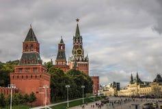 Rotes Quadrat, Moskau Lizenzfreie Stockfotografie