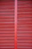 Rotes Rasterfeld Stockbilder