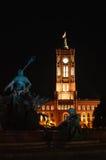 Rotes Rathaus Fotos de archivo