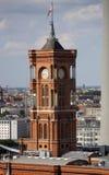 Rotes Rathaus Berlin Stock Photography