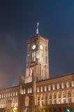The Rotes Rathaus at Berlin, Germany Royalty Free Stock Photos