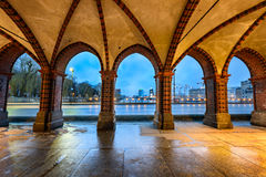Rotes Rathaus Berlin Germany Royalty Free Stock Photography
