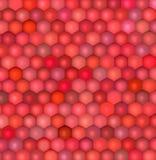 Rotes rosafarbenes abstraktes Muster der Fischskala Lizenzfreie Stockfotos
