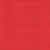 Rotes Segeltuch Lizenzfreies Stockfoto