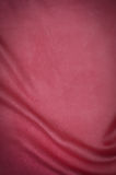 Rotes silk Beschaffenheit backgound Stockfotos