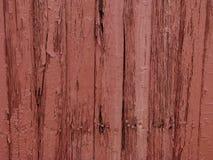 Rotes Stall-Abstellgleis Lizenzfreie Stockfotos