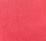 Rotes strukturiertes Leder Lizenzfreies Stockbild
