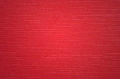 Rotes strukturiertes Papier Lizenzfreies Stockbild