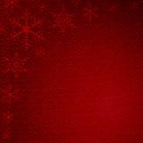 Rotes strukturiertes Tuch Stockfoto