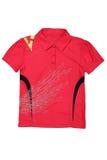 Rotes T-Shirt Lizenzfreie Stockfotos