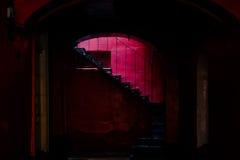 Rotes verlockendes Stockfoto