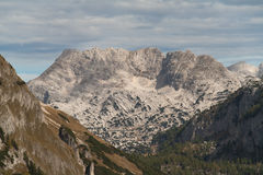 Rotgschirr mountain Stock Photography