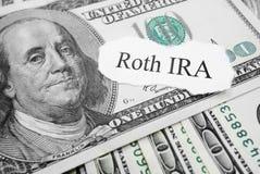 Roth IRA royalty-vrije stock fotografie