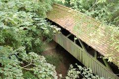 rothenburg мостк Стоковое фото RF