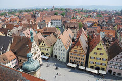 rothenburg Arkivbild