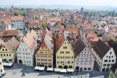 Rothenburg Stockbild