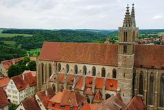 Rothenburg Royalty Free Stock Image