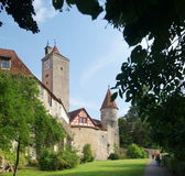 Rothenburg Royalty Free Stock Images