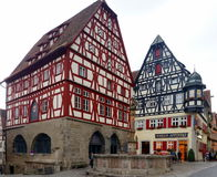Rothenburg Lizenzfreies Stockbild