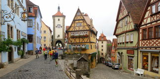 Rothenburg Stockfotos
