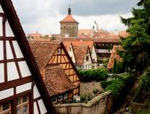 Rothenburg 免版税库存照片