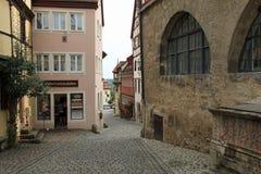 Rothenburg lizenzfreies stockfoto