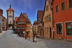 Rothenburg Stock Image