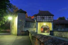 Rothenburg, Alemania Imágenes de archivo libres de regalías