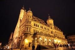Rothenburg Allemagne image stock