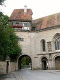 Rothenburg in Germany Stock Image
