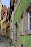 Rothenburg ob der陶伯,德国 图库摄影